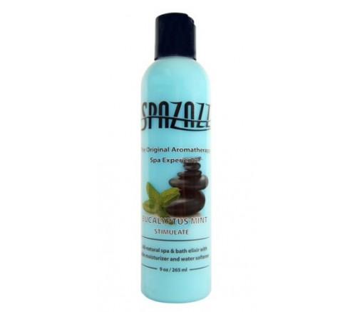 "Esencia para spa jacuzzi ""Spazazz Original Elixir"" Estimulante / Eucalipto y menta"