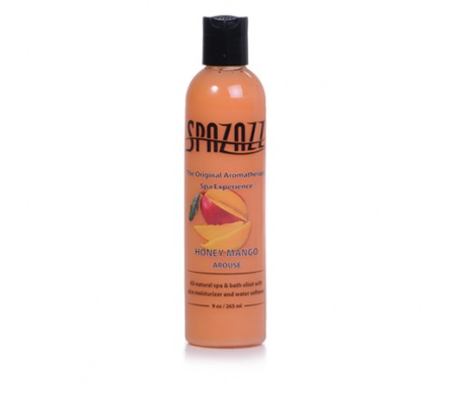 "Esencia para spa jacuzzi ""Spazazz Original Elixir"" Arouse / Honey Mango"