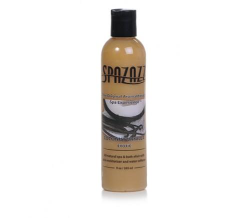 """Esencia para spa jacuzzi """"Spazazz Original Elixir"""" Exotic / Coconut vanilla"""