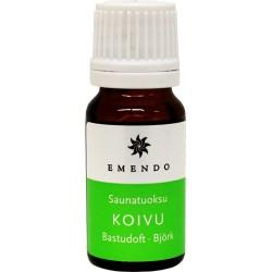 Esencia de Abedul Emendo para sauna 10 ml