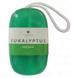 Jabón de eucalipto con cuerda 180 gr. Emendo