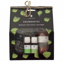 Kit nº 2 Momento Sauna Ideal para Regalo