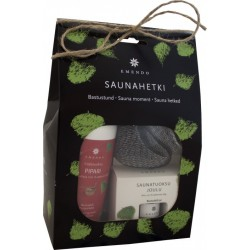 Kit nº 3 Momento Sauna Ideal para Regalo