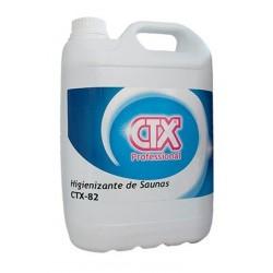 Desinfectante Higienizante para saunas CTX 82