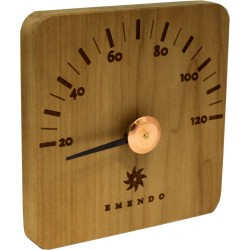 Termometro madera sauna
