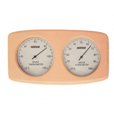 Termómetro Higrómetro Harvia sauna