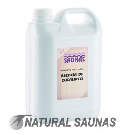Esencia eucalipto para saunas CTX 81