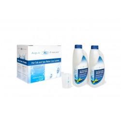 Aquafinesse para spa kit productos