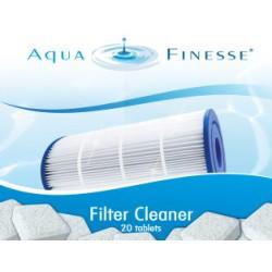 PASTILLAS AQUAFINESSE limpiador de filtro