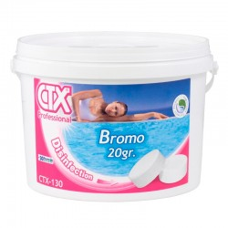 Bromo CTX 130 para spas y piscinas