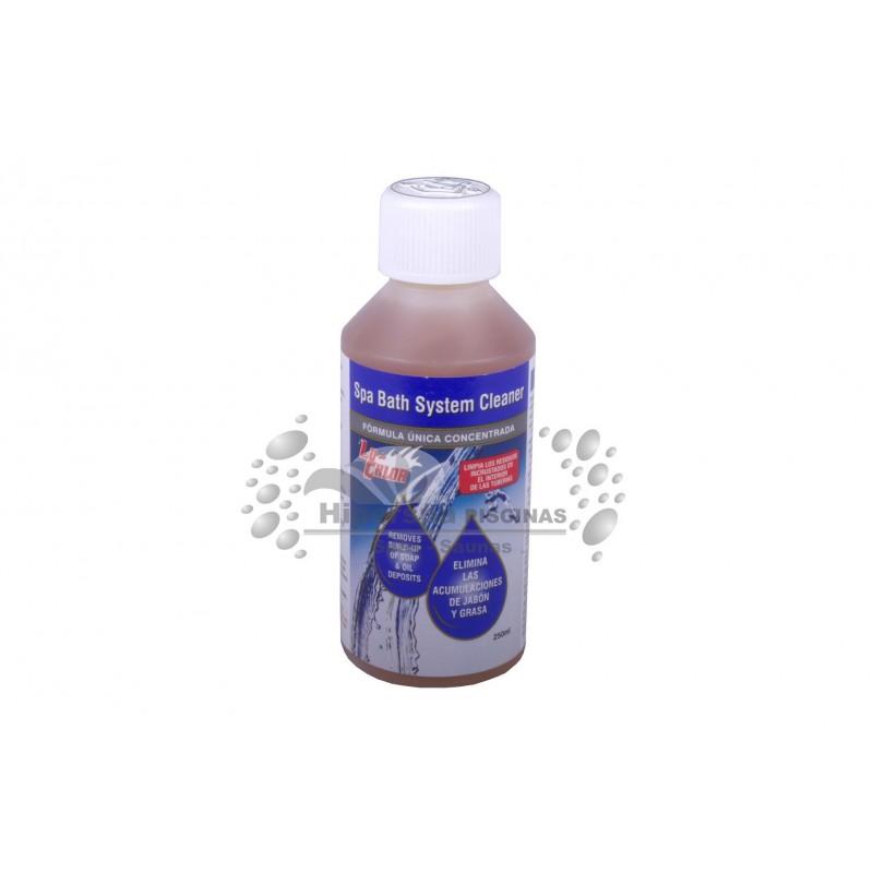 Limpiador desinfectante de tuber as y conductos del spa - Productos para sauna ...